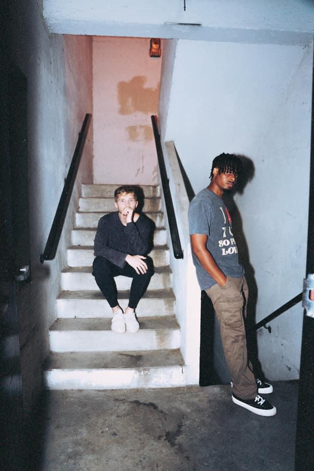 "Ben Provencial & Jaylon Ashaun - ""Forget About Me"" press photo"