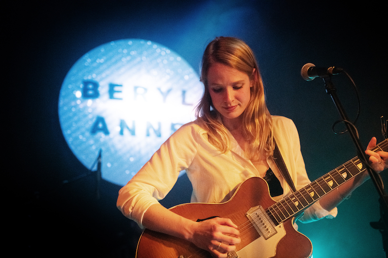 Beryl Anne press photo