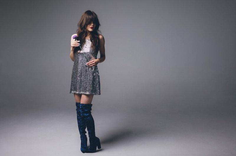 Courtney Fox press photo by bnb studios