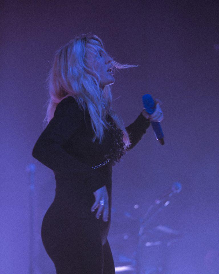 "Ellie Goulding - ""The Brightest Blue UK Tour"" press photo"