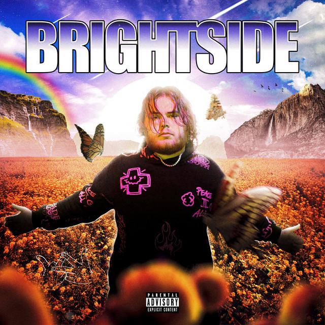 "Guapo Tank - ""Brightside"" album cover art"