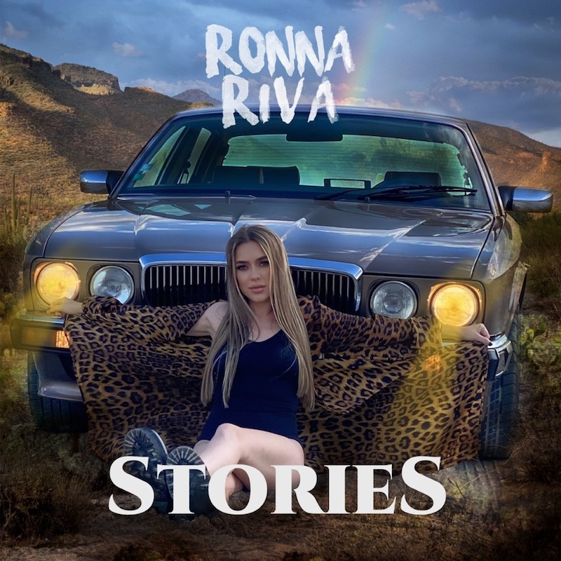 """Ronna Riva - """"Stories"""" song cover"""