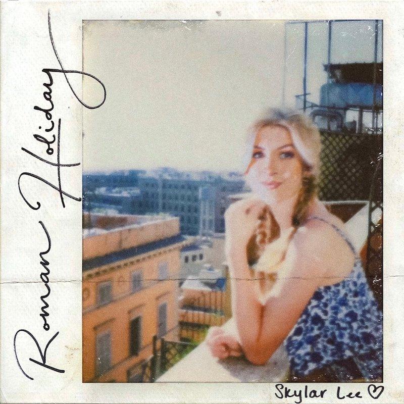 "Skylar Lee - ""Roman Holiday"" song cover art"