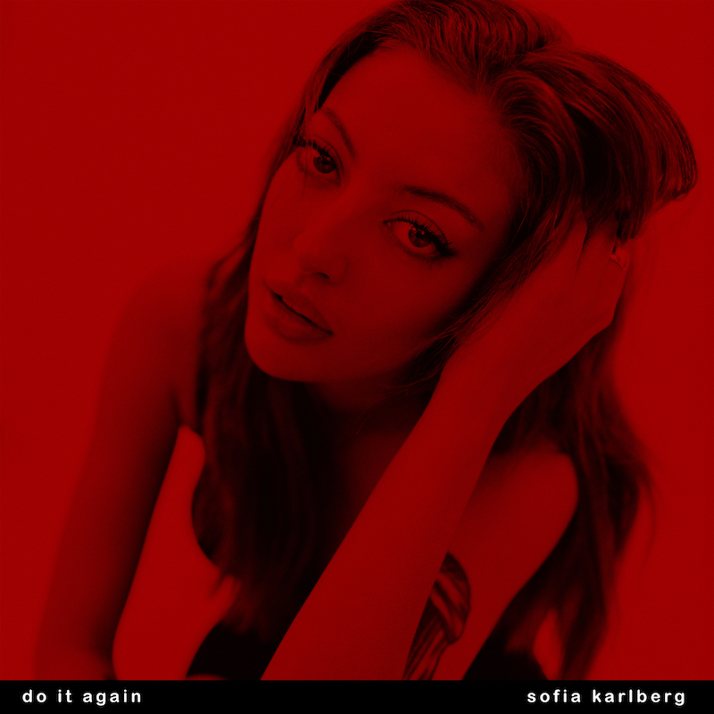 Sofia Karlberg - Do It Again (cover art)