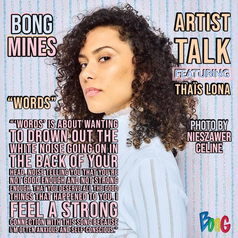 Thais Lona - Bong Mines Artist Talk cover